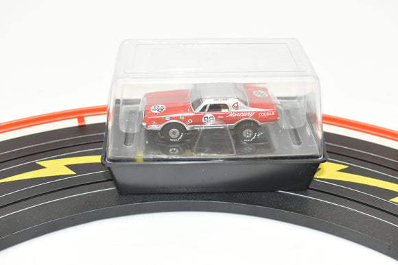 AUTO WORLD SC338 THUNDER JET ULTRA+G TRANS AMERCIA RACING 1967 MERCURY COUGAR-Toys & Hobbies:Slot Cars:HO Scale:1970-Now-ProTinkerToys.com