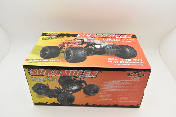 Scrambler | 19000 | IMEX-Toys & Hobbies:Radio Control & Control Line:RC Model Vehicles & Kits:Cars, Trucks & Motorcycles-ProTinkerToys.com