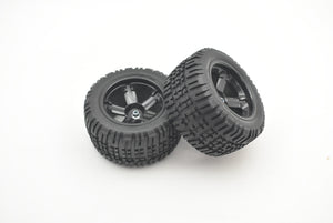IMX18215 WHEELS COMPLETE FRONT OR REAR. W/FLANGE NUT M4 2PCS IMX18172-Toys & Hobbies:Radio Control & Control Line:RC Model Vehicles & Kits:Cars, Trucks & Motorcycles-ProTinkerToys.com
