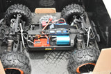 Shogun Monster Truck | IMX19015 | Brushless | Ready To Run 1/16| IMEX |Blue/Yellow-Toys & Hobbies:Radio Control & Control Line:RC Model Vehicles & Kits:Cars, Trucks & Motorcycles-ProTinkerToys.com