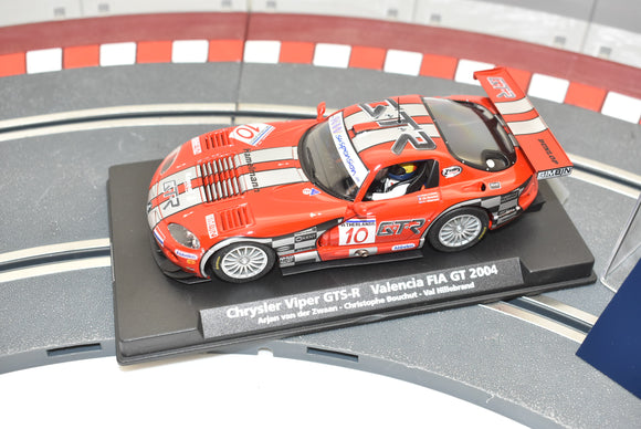 88109 FLY CAR MODEL 1/32 SLOT CAR CHRYLER VIPER GTS-R VALENCIA FIA GT 2004-Toys & Hobbies:Slot Cars:1/32 Scale:1970-Now-ProTinkerToys.com