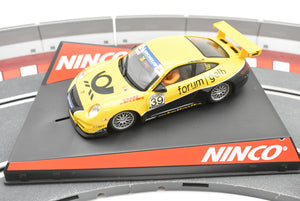 Nino 1/32 Slot Cars | Porsche 997 Forum Gelb | 50445 |-Toys & Hobbies:Slot Cars:1/32 Scale:1970-Now-ProTinkerToys.com