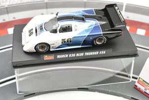 #85-4870 | MONOGRAM MODEL RACING MARCH 83G Blue Thunder # 56|1/32 Slot Car-Toys & Hobbies:Slot Cars:1/32 Scale:1970-Now-ProTinkerToys.com