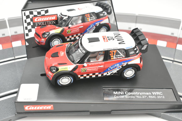 27405 EVOLUTION/CARRERA 1/32 SLOT CAR | Evolution MNI Countryman WRC-Toys & Hobbies:Slot Cars:1/32 Scale:1970-Now-ProTinkerToys.com