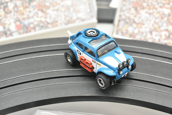 Baja Bug VW Beetle Blue(Dirt Effect) | SC012 | X-traction Ultra-G | Auto World-Auto World-ProTinkerToys