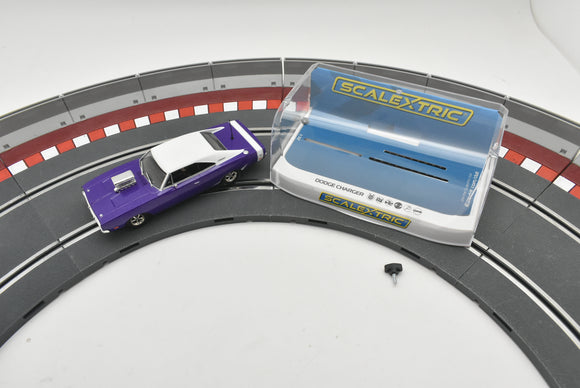 Dodge Charger R/T Purple | C4148 | Scalextric-Toys & Hobbies:Slot Cars:1/32 Scale:1970-Now-ProTinkerToys.com