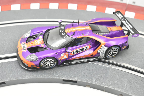 Ford GT GTE 2019 LeMans 24 Hours NO.85 | C4048 | Scalextric-Toys & Hobbies:Slot Cars:1/32 Scale:1970-Now-ProTinkerToys.com