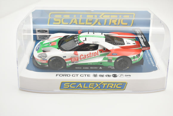Ford GT GTE - Daytona 2019 - NO. 67 | C4151 | Scalextric-Toys & Hobbies:Slot Cars:1/32 Scale:1970-Now-ProTinkerToys.com