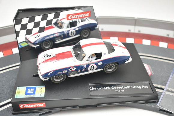 "Chevrolet Corvette Sting Ray ""No.08"" 