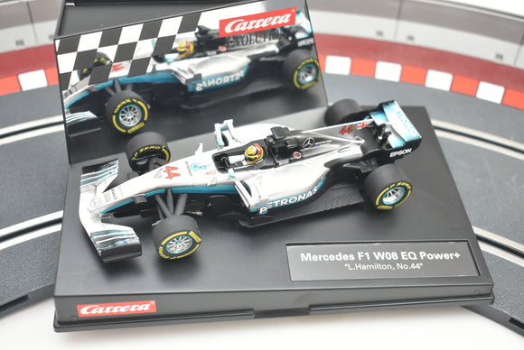 1/32 Carrera Slot Car Evolution Mercedes F-1 W08 EQ Power+ | 27574|