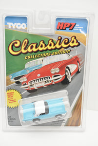 57' T-Bird Collectors Edition | 9023 | Tyco HP7-Toys & Hobbies:Slot Cars:HO Scale:1970-Now-ProTinkerToys.com