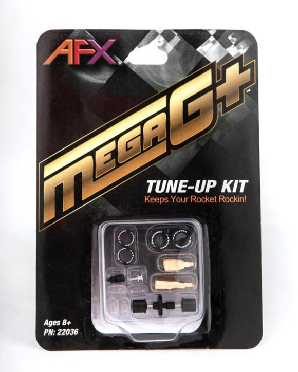 Mega G+ Tune Up Kit – FRT TIRES | 22036 | AFX/Racemasters-AFX/RACEMASTER-ProTinkerToys