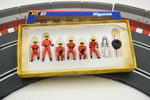 SCX/SCALEXTRIC 88270 1/32 ACCESSORIES 1/BOX FIGURES F-1-Toys & Hobbies:Slot Cars:1/32 Scale:1970-Now-ProTinkerToys.com