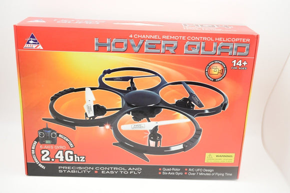 MIC1270 DMZ HOVER QUAD 4 CHANNEL REMOTE CONTROL HELICOPTER W/HD CAMERA/VIDEO-Toys & Hobbies:Radio Control & Control Line:RC Model Vehicles & Kits:Helicopters-ProTinkerToys.com