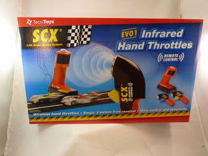 SCX 1/32 1/ EA 88300 EVO1 INFRARED HAND THROTTLES REMOTE CONTROL WIRELESS-Toys & Hobbies:Slot Cars:1/32 Scale:1970-Now-ProTinkerToys.com