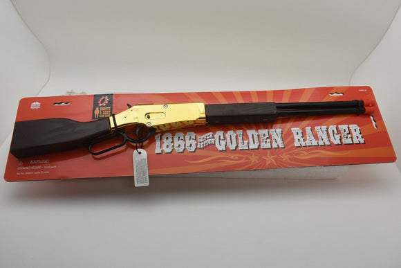 1866 Lever Action Golden Ranger Rifle 2703C-Toys & Hobbies:Vintage & Antique Toys:Cap Guns:Diecast-ProTinkerToys.com