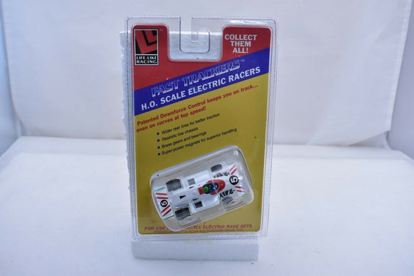 LIFE-LIKE RACING FAST TRACKERS  F-1  ITEM # 9762 SLOT CARS  HO SCALE-LIFE LIKE-ProTinkerToys