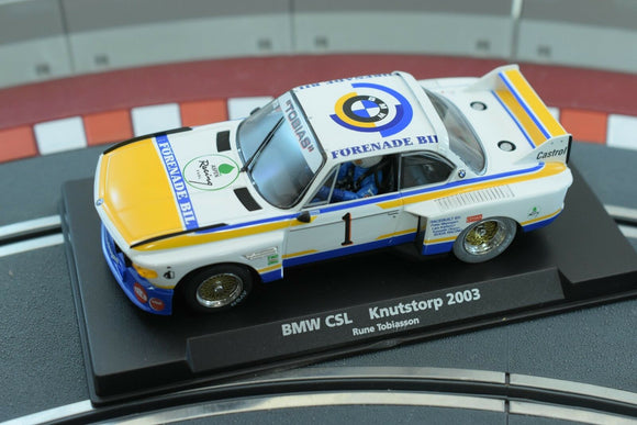 BMW CSL Knutstorp 2003 | 88177 | Fly Car-Toys & Hobbies:Slot Cars:1/32 Scale:1970-Now-ProTinkerToys.com