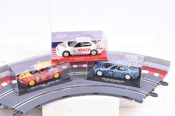 MISC LOT OF FLY 1/32 SLOT CARS 3 CARS ,88197+88244+88157 AFLA + BMW 320D-Toys & Hobbies:Slot Cars:1/32 Scale:1970-Now-ProTinkerToys.com
