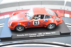 FLY CAR MODEL 1/32 SLOT CAR #88140 PORSCHE 911 CARRERA 24H LEMANS 1973 A-902-Toys & Hobbies:Slot Cars:1/32 Scale:1970-Now-ProTinkerToys.com
