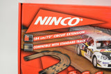"NINCO 1/32 10505 OFF-ROAD CURVE 184 CM/72"" CIRUIR EXTENSION "" WATER DAMAGE BOX-Toys & Hobbies:Slot Cars:1/32 Scale:1970-Now-ProTinkerToys.com"