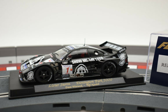 Lister Storm Donington Park 2000 | A107 | Fly Car-Toys & Hobbies:Slot Cars:1/32 Scale:1970-Now-ProTinkerToys.com