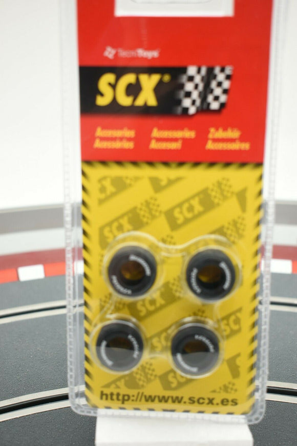SCX 88130 1/32 ACCESSORIES 1/PACK TIRES TYPE 6 F-1 ( O19.5X 11.7MM)-Toys & Hobbies:Slot Cars:1/32 Scale:1970-Now-ProTinkerToys.com
