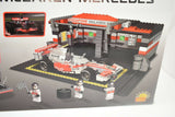 COBI 22550 MCLAREN-PITSTOP F-1 VODAFONE MCLAREN MERCEDES 500/ 3/FIGURES-Toys & Hobbies:Building Toys:Building Toy Pieces & Accessories-ProTinkerToys.com