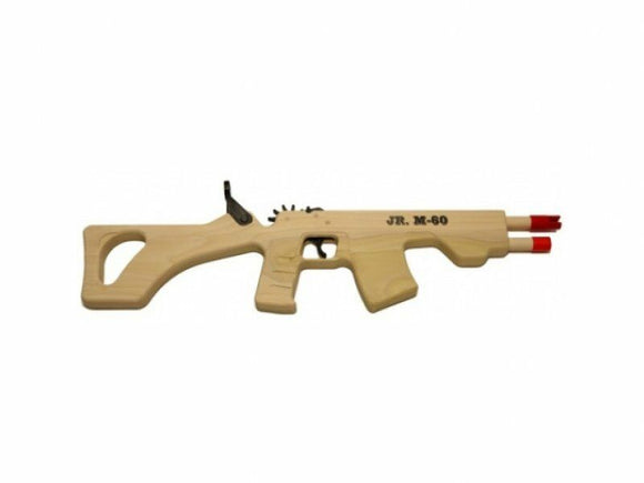 Jr. M-60 Combat Rifle + Ammo-Toys & Hobbies:Classic Toys:Other Classic Toys-ProTinkerToys.com