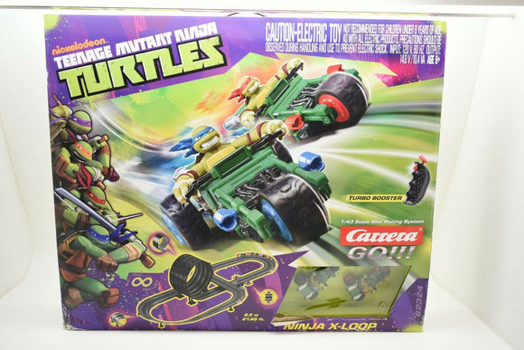 Ninja Turtles X-Loop Set | 62324 | Carrera Go-Carrera-ProTinkerToys