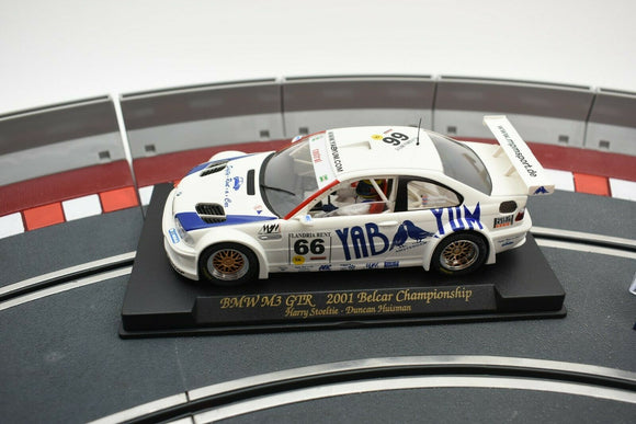 BMW M3 GTR 2001 Belcar Championship #88013 - Fly Car-Toys & Hobbies:Slot Cars:1/32 Scale:1970-Now-ProTinkerToys.com