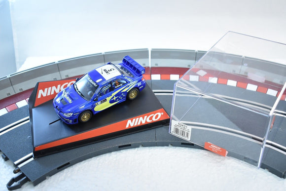 50431 NINCO 1/32 SLOT CARS SUBARU WRC 2006