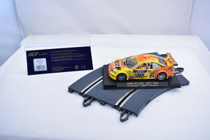 BMW M3 GTR JGTC 2002 A287 Yellow Corn #88017-Toys & Hobbies:Slot Cars:1/32 Scale:1970-Now-ProTinkerToys.com