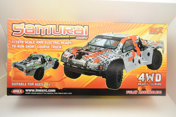 Samurai RC Short Course Truck (SCT) | 18032 | IMEX| BRUSHLESS-Toys & Hobbies:Radio Control & Control Line:RC Model Vehicles & Kits:Cars, Trucks & Motorcycles-ProTinkerToys.com