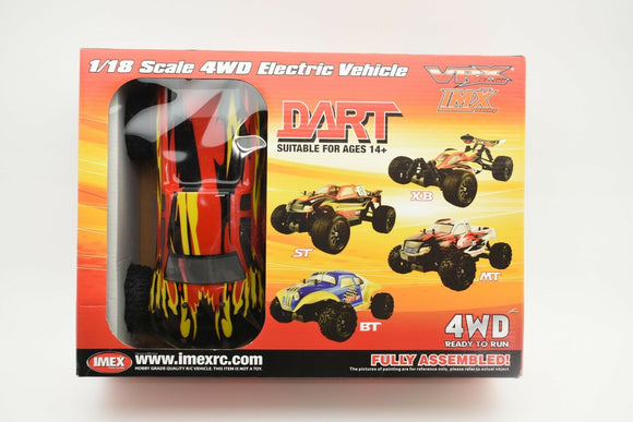 Dart MT – Brushless RTR (RED)-IMEX-ProTinkerToys
