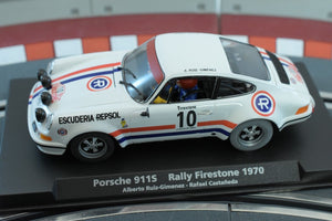 Porsche 911S Rally Firestone 1970  | 88145 | Fly Car-Toys & Hobbies:Slot Cars:1/32 Scale:1970-Now-ProTinkerToys.com