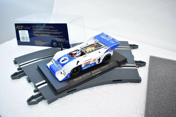 FLY CAR MODELS 1/32 SLOT CARS 88028 PORSCHE 917/10 INTERSERIE CHAMPION 1973 A167-Toys & Hobbies:Slot Cars:1/32 Scale:1970-Now-ProTinkerToys.com