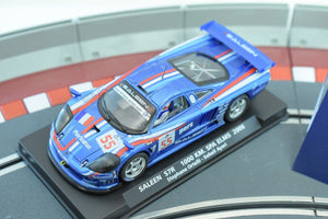 88260 FLY CAR MODEL 1/32 SLOT CARS SALEEN S7R 100 KM.SPA ELMS 2006 ORTELLI-AYARI-Toys & Hobbies:Slot Cars:1/32 Scale:1970-Now-ProTinkerToys.com
