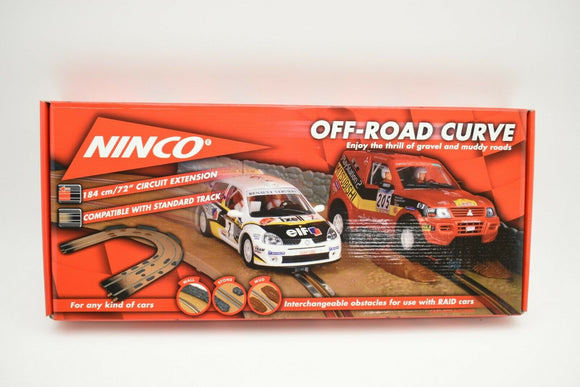 NINCO 1/32 10505 OFF-ROAD CURVE 184 CM/72
