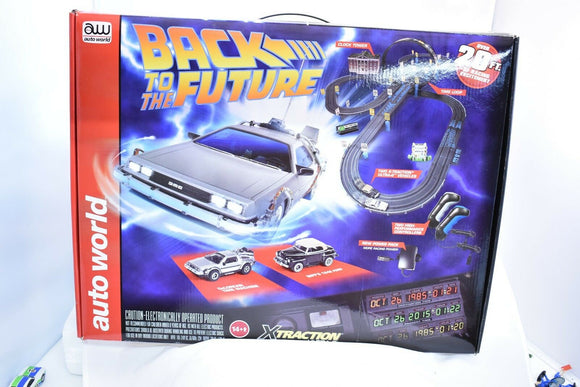 20' Back to the Future 2 HO Scale | Auto World-Toys & Hobbies:Slot Cars:HO Scale:1970-Now-ProTinkerToys.com