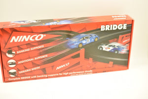 10218 NINCO 1/32 SLOT CAR BRIDGE SUPPORTS ONLY, FOR BRIDGE AND TRACK SUPPORT-Toys & Hobbies:Slot Cars:1/32 Scale:1970-Now-ProTinkerToys.com