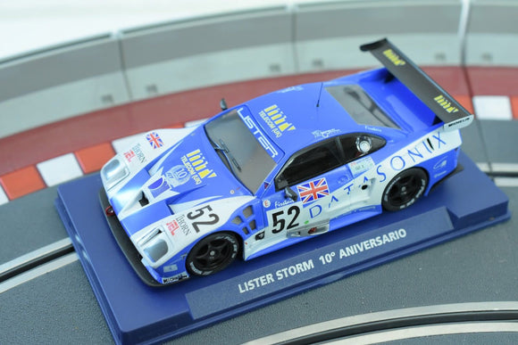 Lister Storm 10˚ Aniversario | 96090 | Fly Car-Toys & Hobbies:Slot Cars:1/32 Scale:1970-Now-ProTinkerToys.com