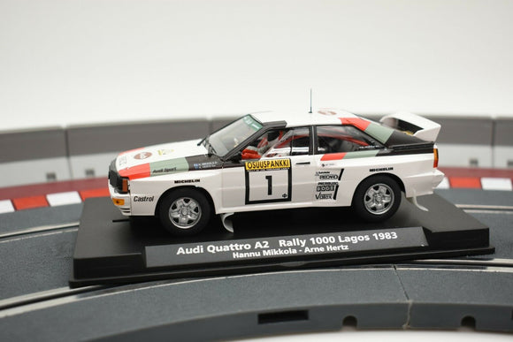 Audi Quattro A2 Rally 1000 Lagos 1983 | 88226 | Fly Car-Toys & Hobbies:Slot Cars:1/32 Scale:1970-Now-ProTinkerToys.com