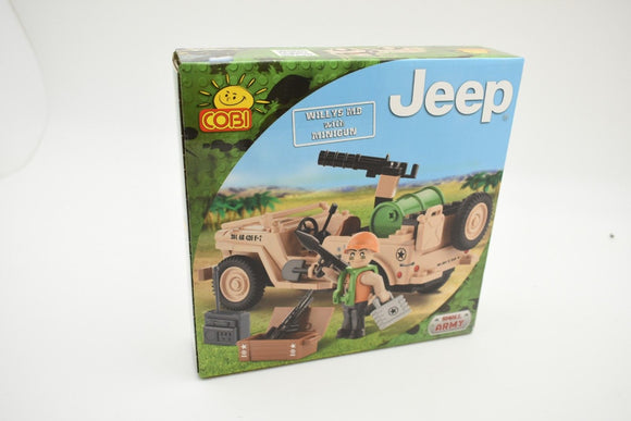 COBI 24190 SMALL ARMY JEEP