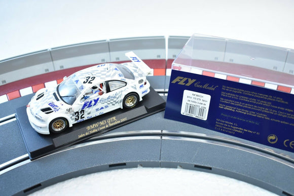 BMW M3 GTR #880024 - Fly Car-Toys & Hobbies:Slot Cars:1/32 Scale:1970-Now-ProTinkerToys.com