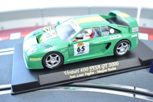 Venturi 400 FFSA GT 2000 #A241 - Fly Car-Toys & Hobbies:Slot Cars:1/32 Scale:1970-Now-ProTinkerToys.com