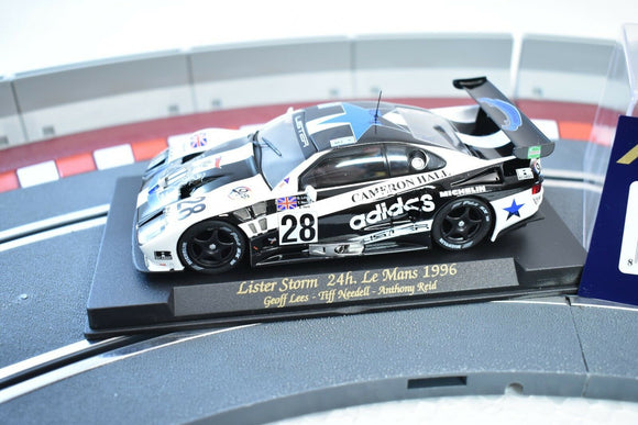 Lister Storm 24h. Le Mans 1996 #880031 - Fly Car-Toys & Hobbies:Slot Cars:1/32 Scale:1970-Now-ProTinkerToys.com