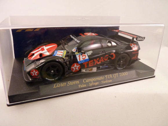 Lister Storm Campeonato FIA GT 2000 #88019 - Fly Car-Toys & Hobbies:Slot Cars:1/32 Scale:1970-Now-ProTinkerToys.com