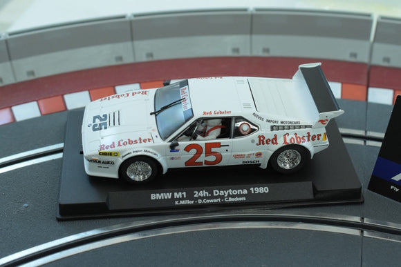 BMW M1 24h. Daytona 1980 | 88315 | Fly Car-Toys & Hobbies:Slot Cars:1/32 Scale:1970-Now-ProTinkerToys.com