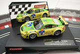 "Porsche GT3 PSR Manthey Racing 24h Nurburgring 2011 ""No. 18"" 